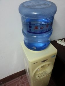 Water dispenser in China